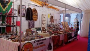 ACTSA stall