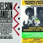 Mandela posters on ebay